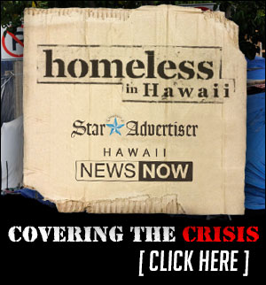 Homeless in Hawaii