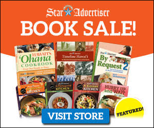Star-Advertiser Book Sale