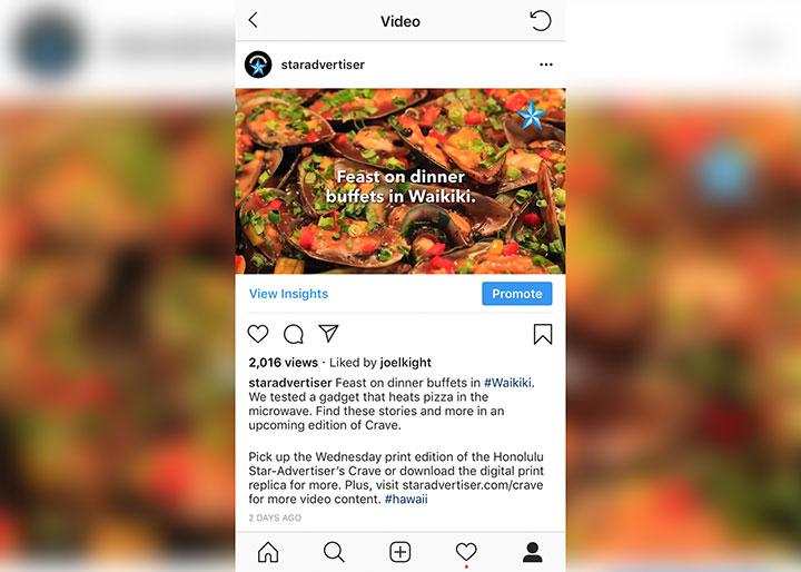 Star-Advertiser Instagram
