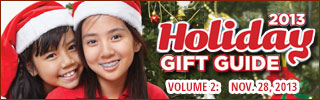 2013 Holiday Gift Guide #2