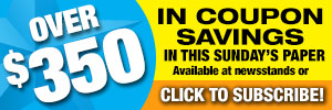 Star-Advertiser Coupon Savings