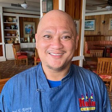 Chef Paul Rivera