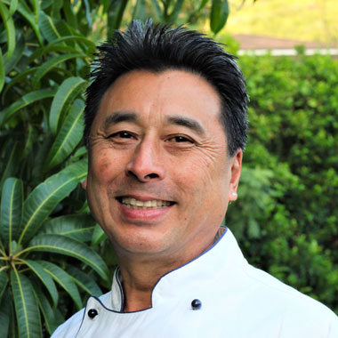 Chef Russell Siu