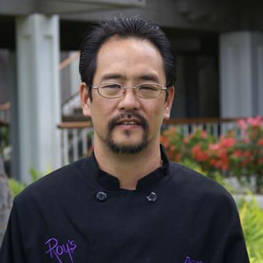 Chef Darryl Shinogi