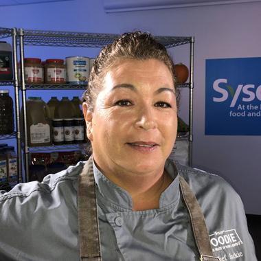 Chef Jackie Lau