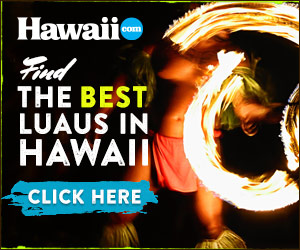 Find Hawaii's best Luau's