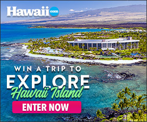 Win a Trip to Explore Hawaii Island
