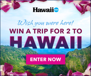 Wish you were here! Win a Trip to Honolulu, Hawaii!