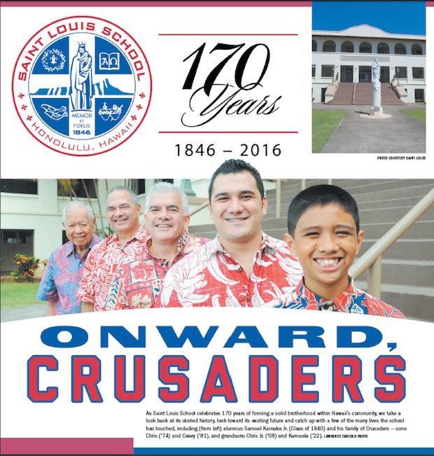 Saint Louis School's 170th Anniversary