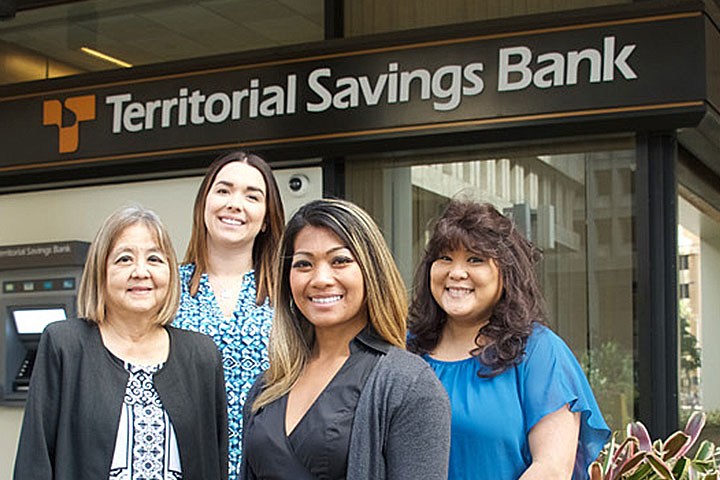 Leeward CC and Territorial Savings Bank live training