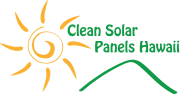 Clean Solar Panels Hawaii