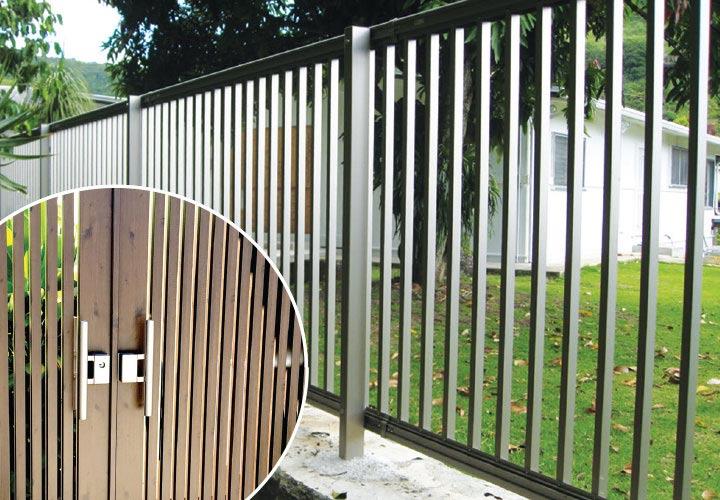 Kunkel Works Gate Installation