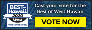 Cast your vote now for the Best of West Hawaii