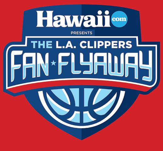 Hawaii.com presents The L.A. Clippers Fan Flyaway Contest