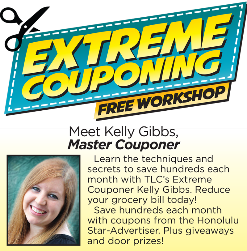 Meet Kelly Gibbs, Master Couponer